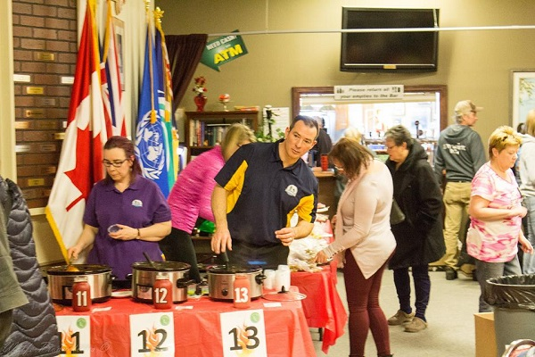 DS Plumbing Charity Chili Cookoff