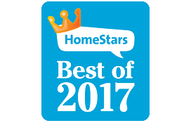 HomeStars Award 2017 Logo