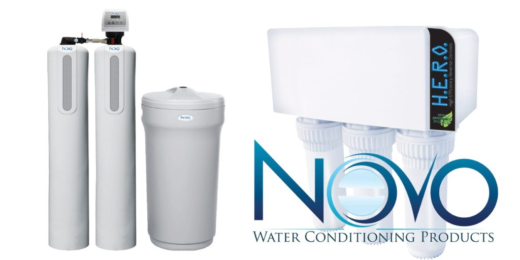 Novo Water Softener and Filtration Systems